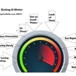 New! Mindful-Eating-O-Meter
