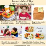 6 Easy Back-To-School Mindful Eating Tips